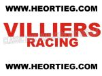 Villiers Racing Tank and Fairing Transfer Decal Sticker DVILL9 RED